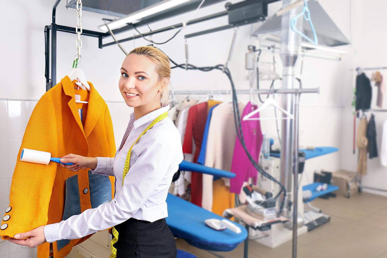czyszczenie chemiczne garniturów