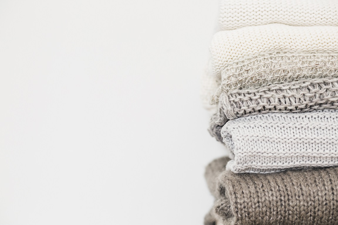 czyszczenie chemiczne swetrów