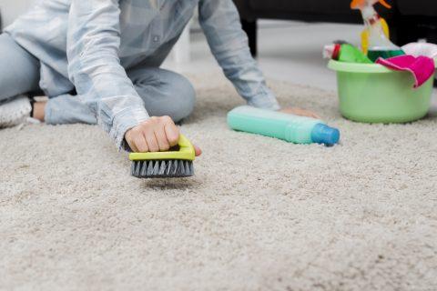Domowe sposoby na pranie i czyszczenie dywanów